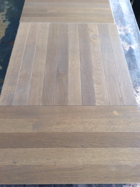 Lightly fumed Parquet Panels